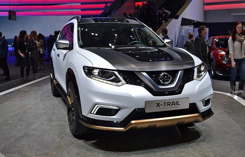Обновленный Nissan X-Trail, покоряет дороги по новому