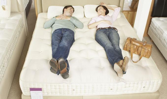 Как выбрать удобную кровать?
