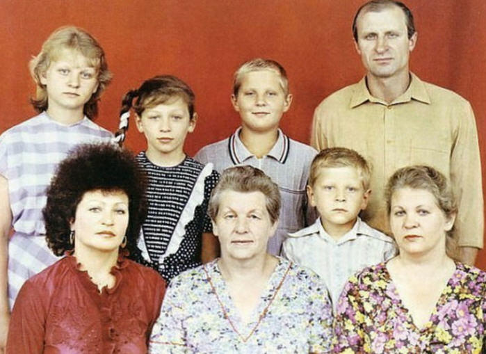 Семья Федора Емельяненко
