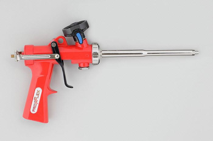 Пистолет для использования монтажной пены