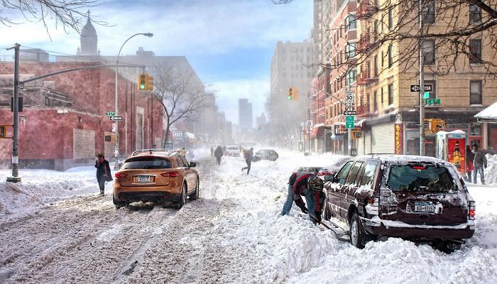 Лучшие автомобили для зимы 2016 - 2017 года