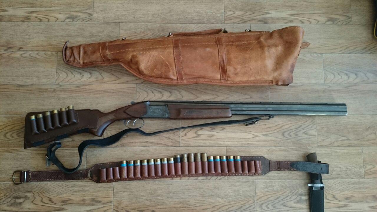 Охотничье ружье ИЖ 27М