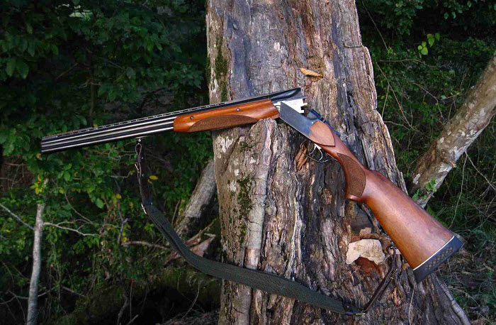 Охотничье ружье ТОЗ-34