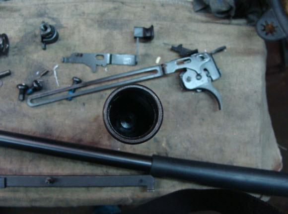 stoeger x50 в разобранном виде фото 3