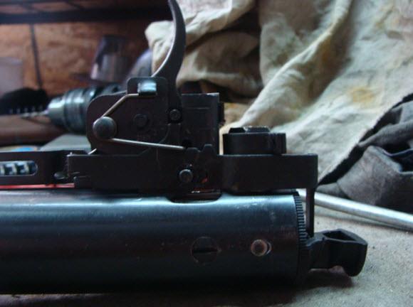 stoeger x50 в разобранном виде фото 4