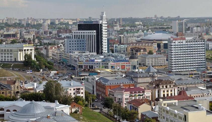 Казань: третья столица как центр городского туризма