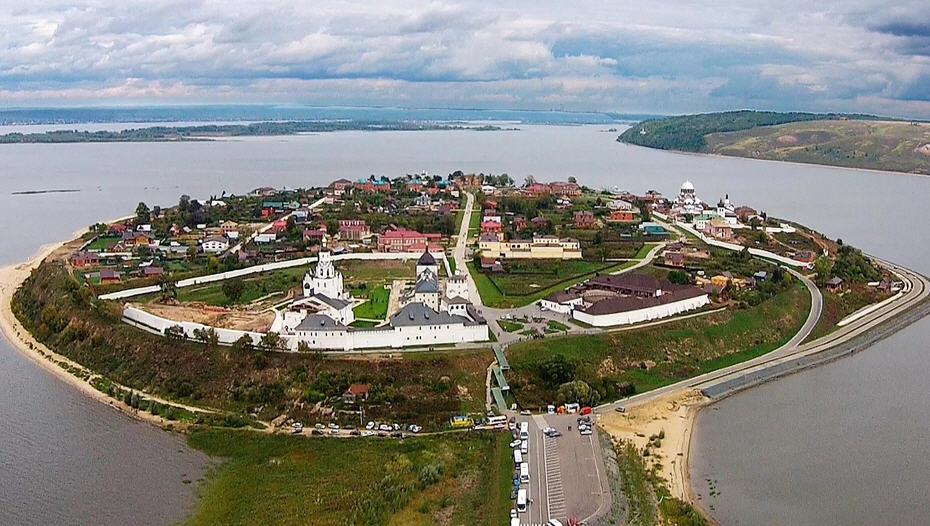 казань Остров-град