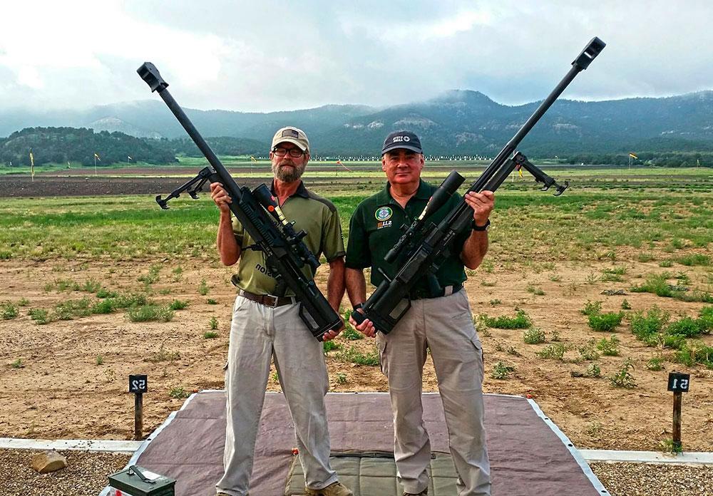 Steyr HS 50 – крупнокалиберная снайперская винтовка