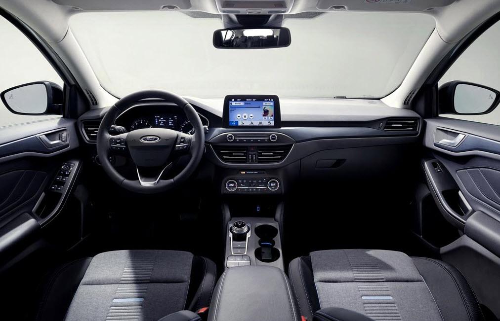 Ford Focus 4 поколения салон изнутри