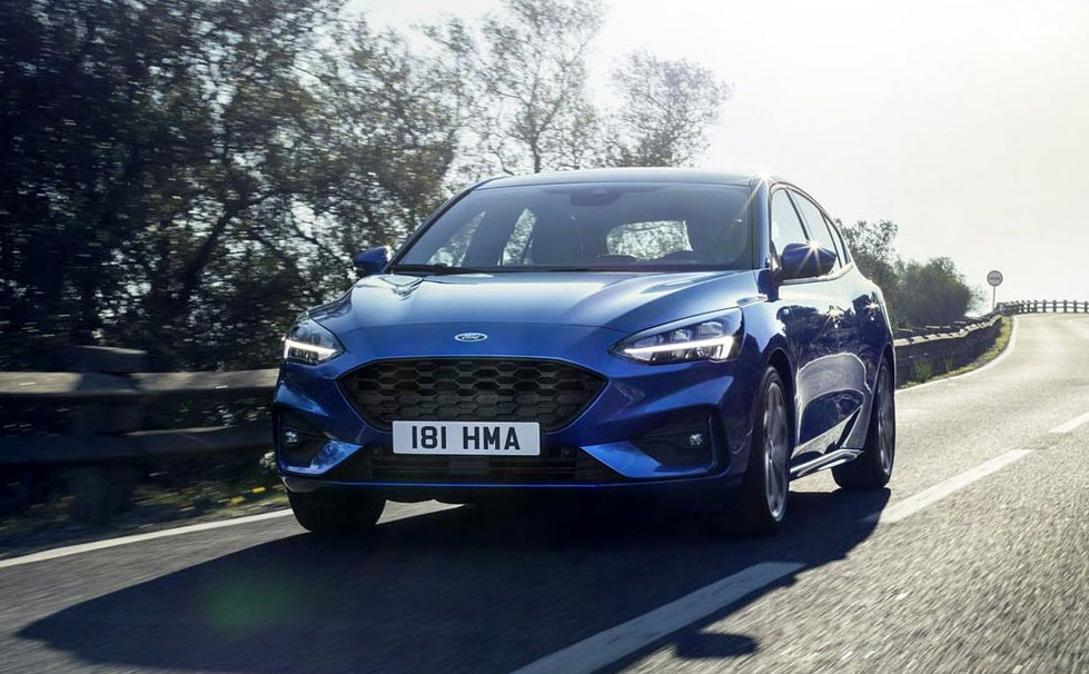 Ford Focus 2019 года 4 поколения