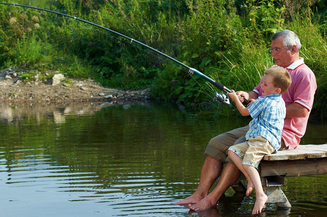 летняя рыбалка особенности ловли рыбы