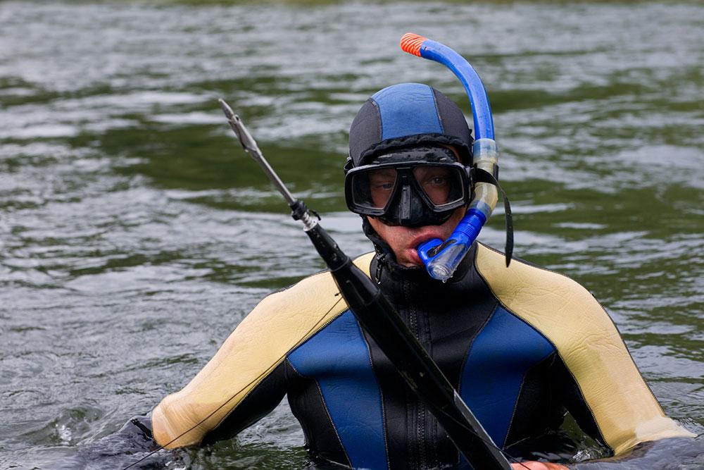Особенности подводной охоты