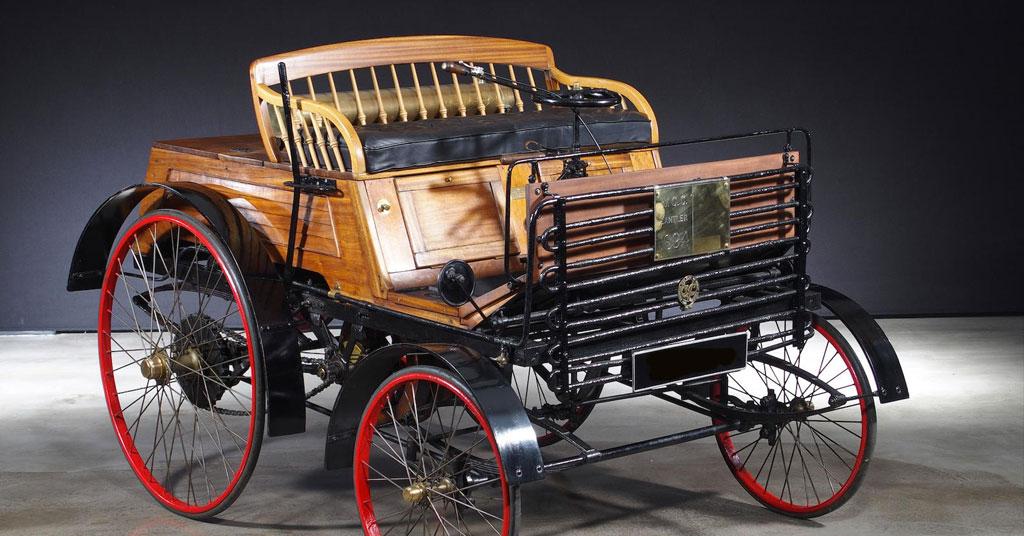 Самый старый в мире автомобиль