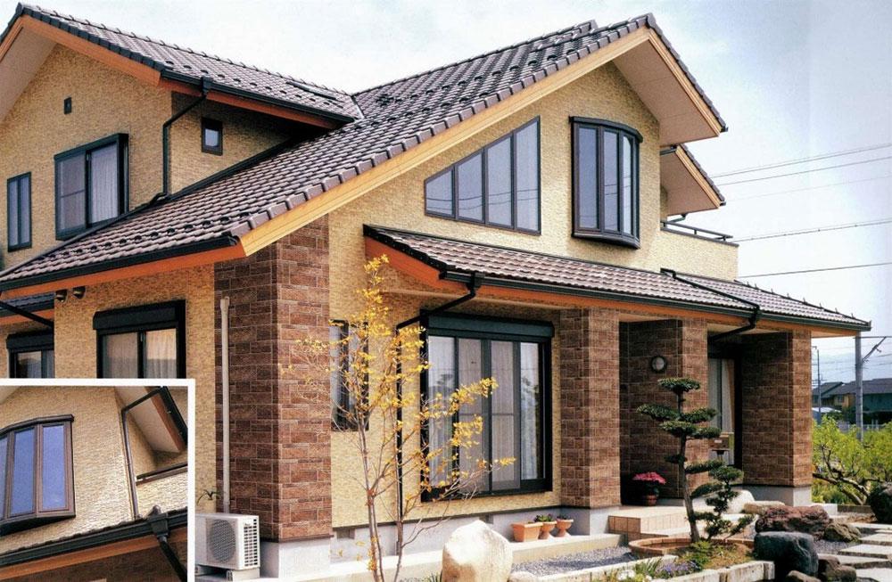 Фасадные панели: виды, особенности, цена
