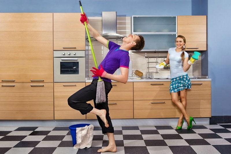 муж домохозяйка