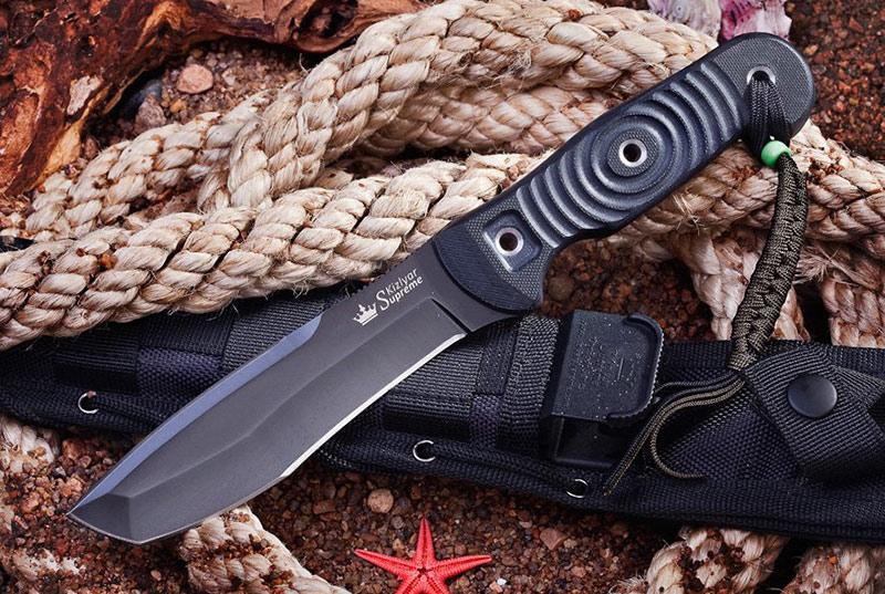 Надежный и современный нож