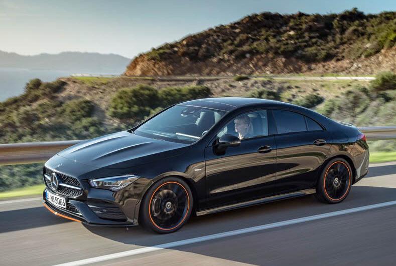 Новый Mercedes CLA 2019-2020 года