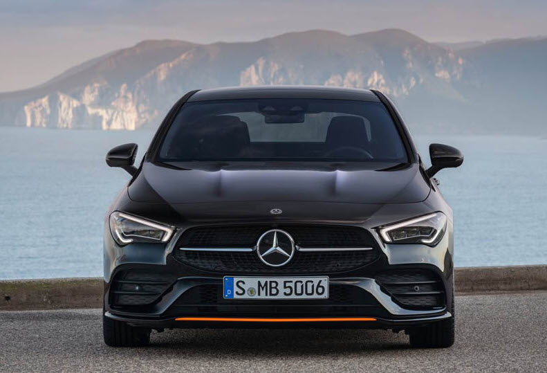 Новый Mercedes-Benz CLA 2019 - описание, видео и фото