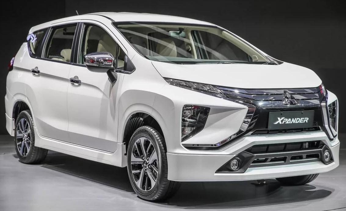 Mitsubishi Xpander - описание, видео