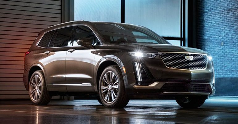 Кроссовер Cadillac XT6 2020 - обзор, фото и видео