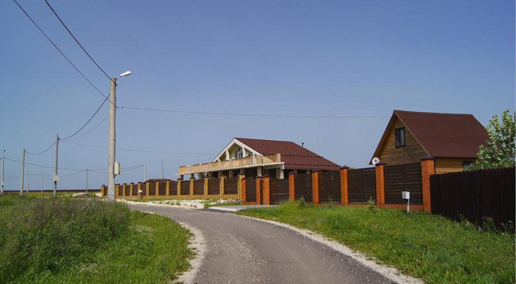 Великолепный поселок «Соколиная гора» в Чеховском районе