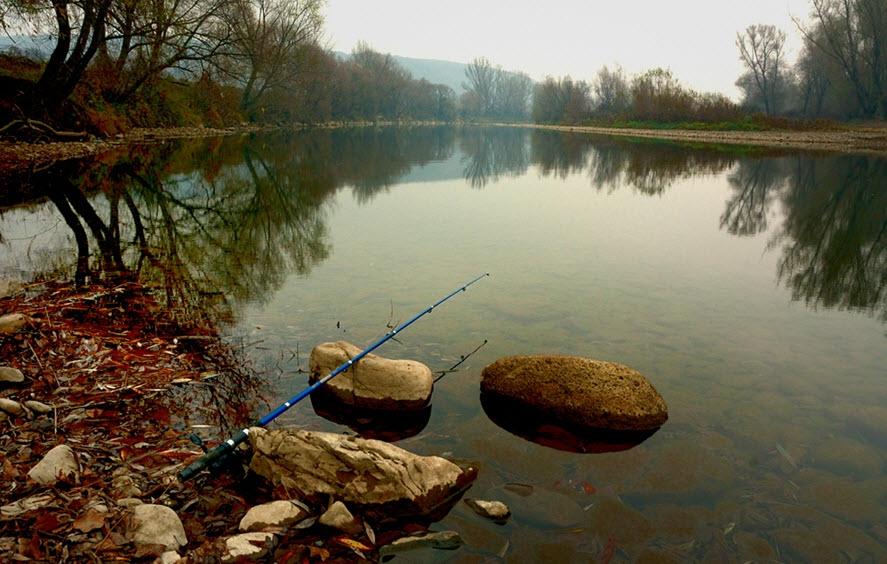 Весенняя рыбалка. Где ловить, что и как клюет весной?