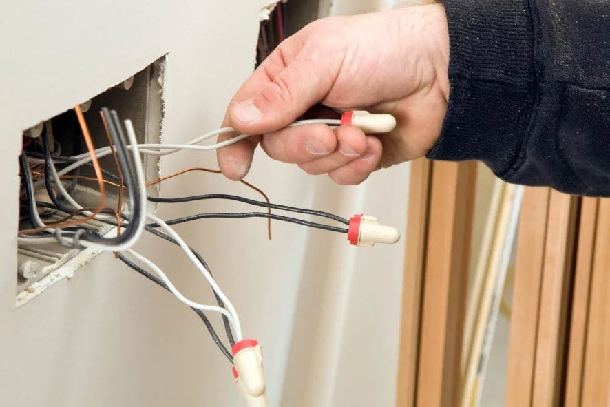 Электромонтаж. Правила укладки электрических проводов