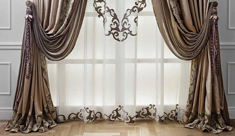 Авторские шторы от «ARMANDI» – эксклюзив по доступным ценам