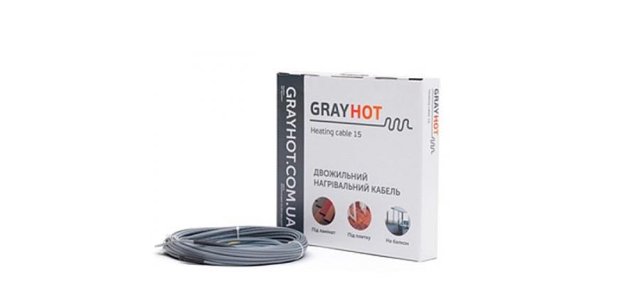 Тёплый пол Gray Hot - качество проверенное временем