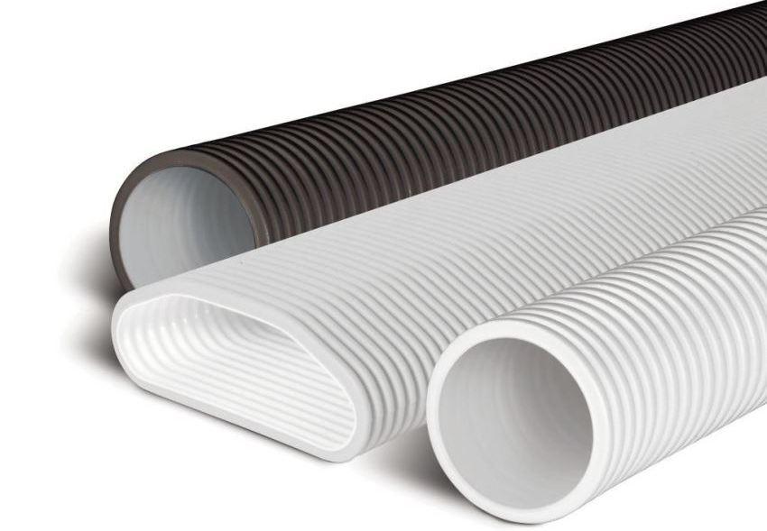 Пластиковый воздуховод 100 мм для вентсистем