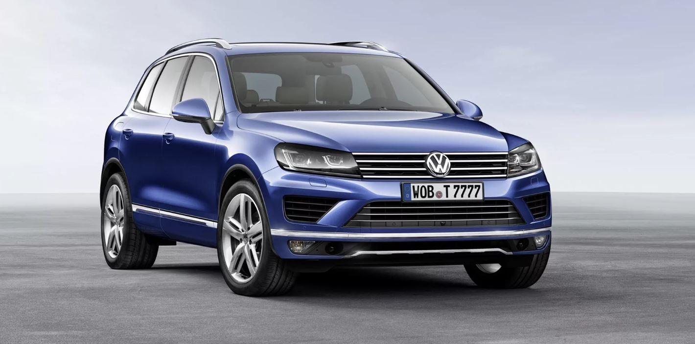Volkswagen вновь первый