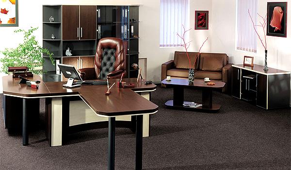 Как расставить мебель в кабинете руководителя: советы