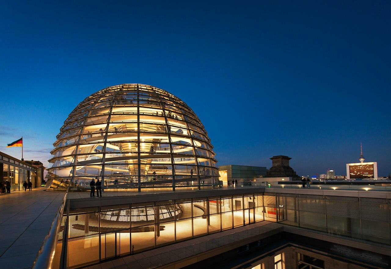 Что посетить в Берлине: арт-форум, театр, Рейхстаг, музеи
