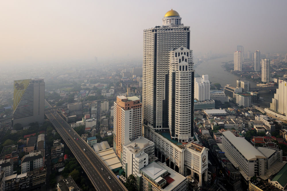 Топ-3 самых высоких здания Таиланда