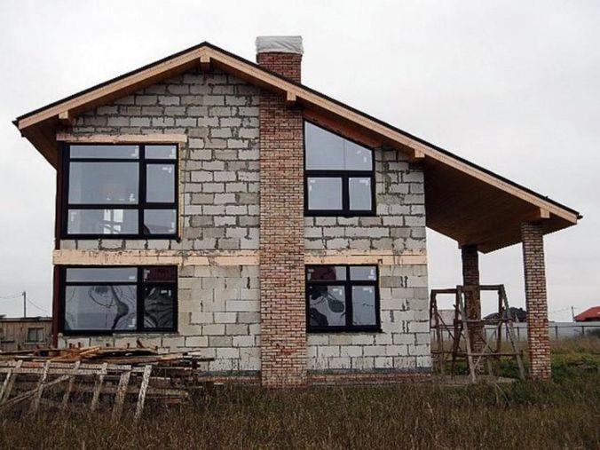 Что такое пенобетонный блок: размеры, плюсы и минусы для строительства дома