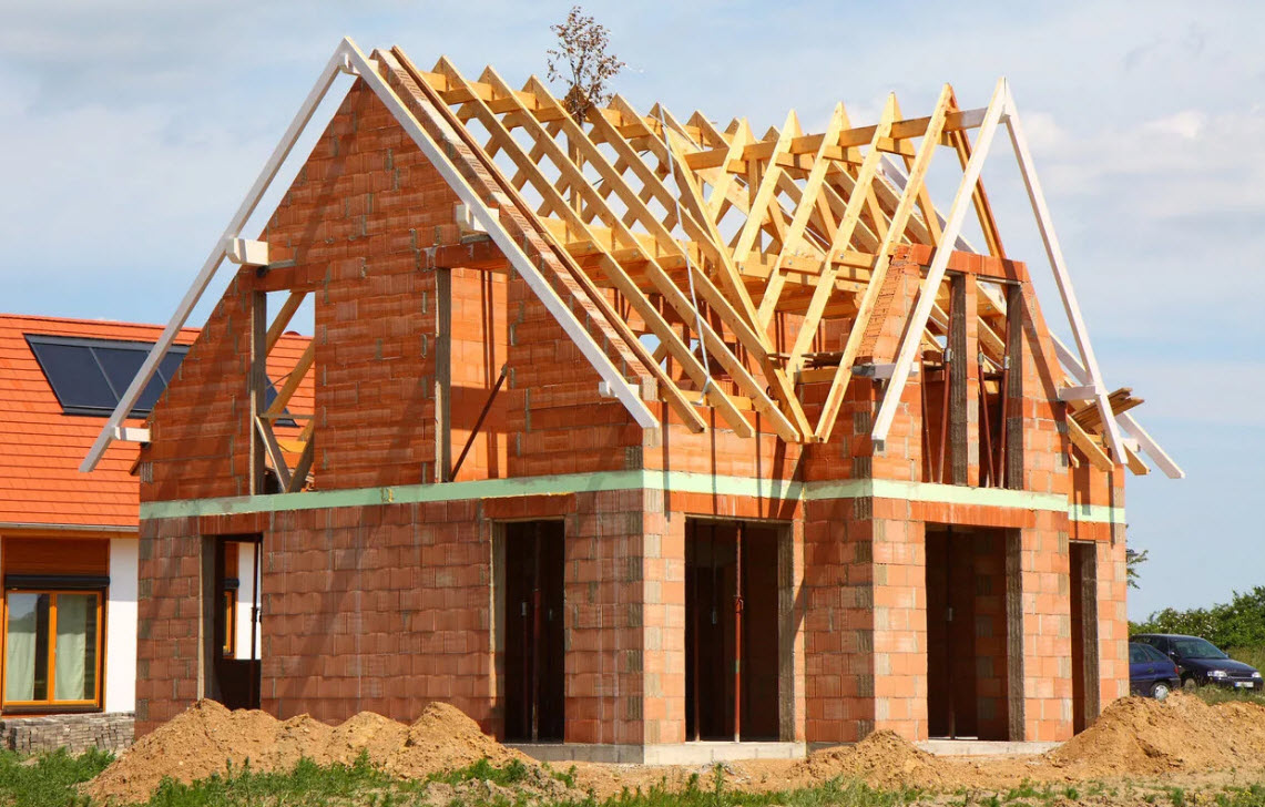 Что нужно для того чтобы построить дом? Этапы строительства.