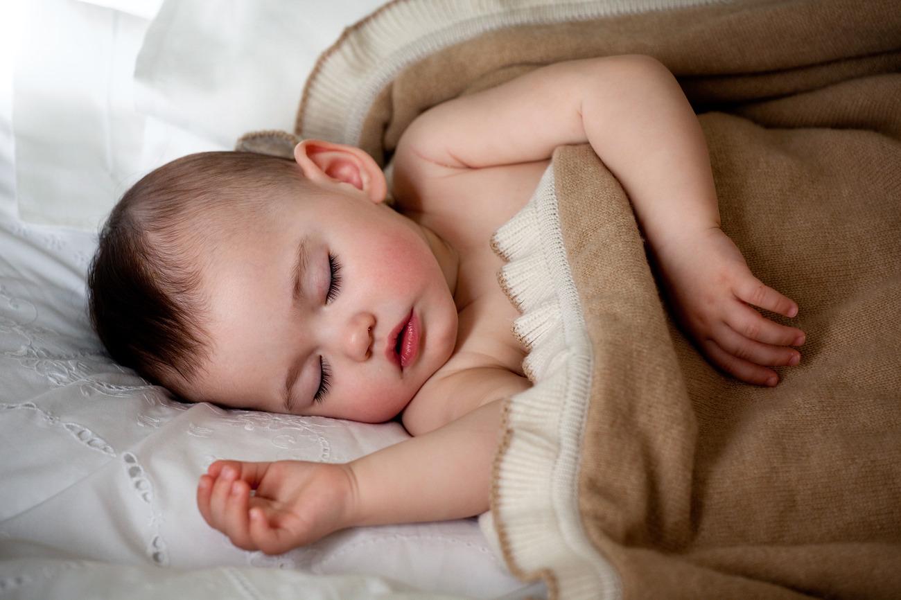 Здоровый сон для малыша