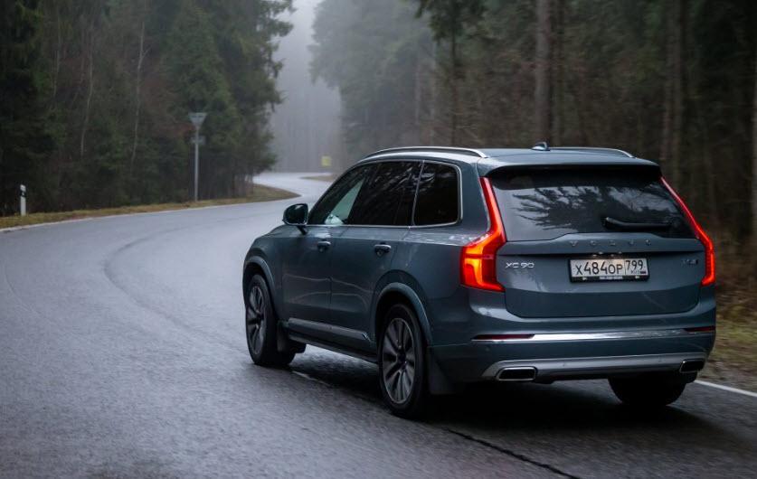 Volvo CX90 - Что, почем? Фото и видео.